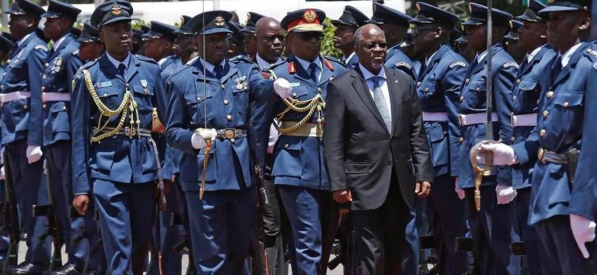 Tanzanya'da ordu göreve çağrılabilir