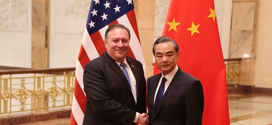 ABD'den Çin'e İran yaptırımlarında işbirliği çağrısı