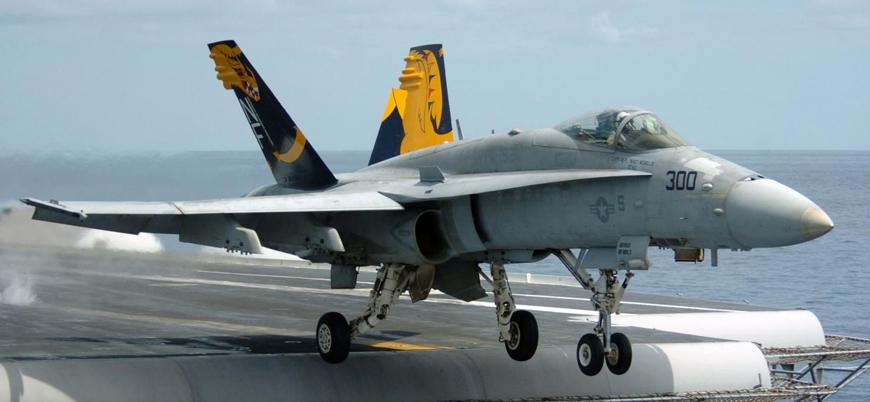 Filipinler'de ABD savaş uçağı düştü