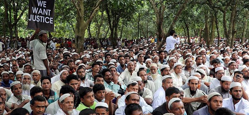Myanmar soykırımından kaçan Arakanlılar iade edilecek