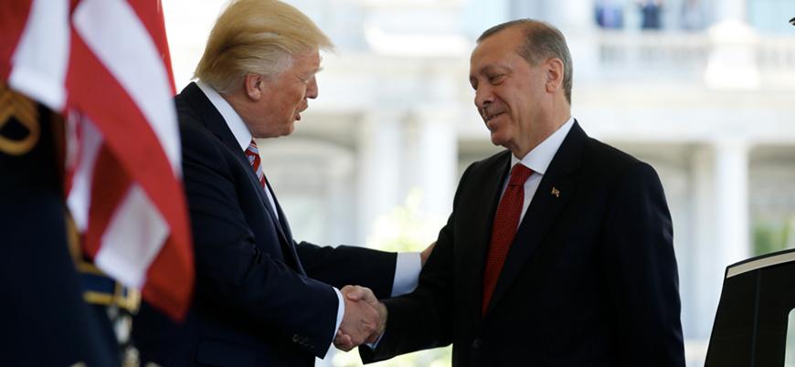 Erdoğan: Trump Halkbank için talimat vereceğini söyledi