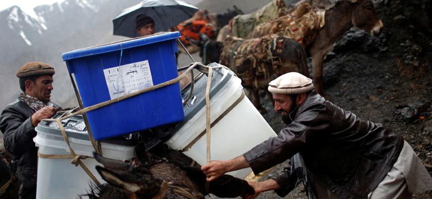 ABD'den Afganistan'da seçimleri erteleme teklifi