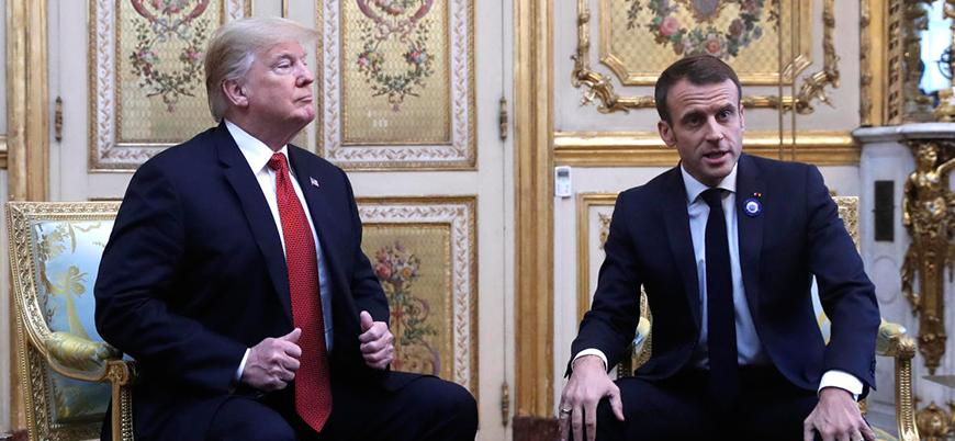 Trump Fransa'nın İran ile arasında arabuluculuk teklifini reddetti