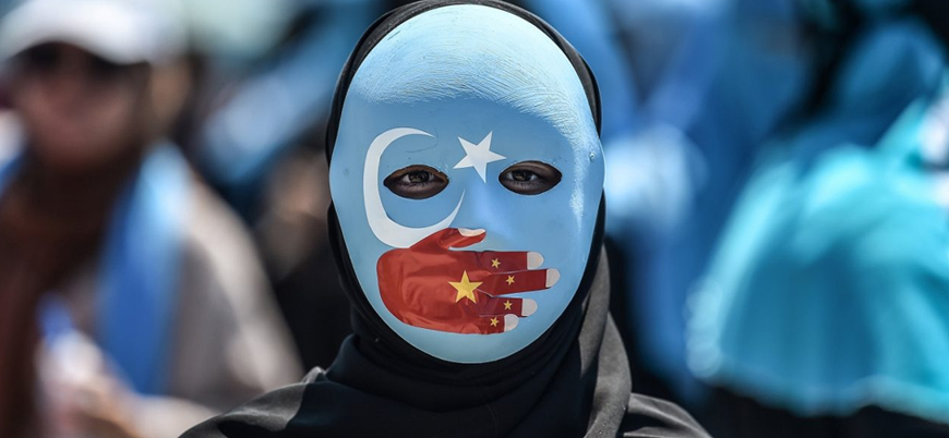 """""""Müslüman ülkeler Çin ile ticari ilişkileri nedeniyle Doğu Türkistan'ı görmezden geliyor"""""""