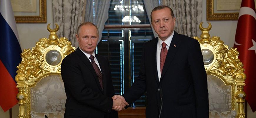 Putin ile Erdoğan İstanbul'da görüşecek