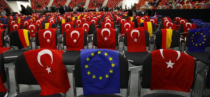 Avrupa'da 'Türkiye'nin AB müzakereleri' tartışması büyüyor