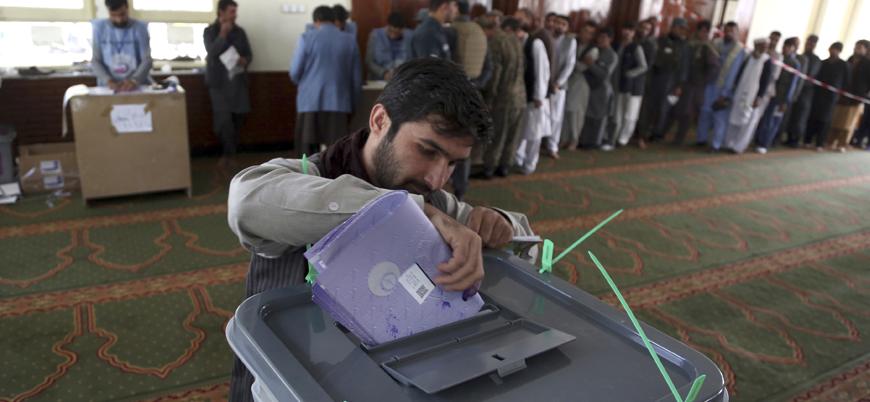 Kabil hükümeti: 42 ilçede seçim yapılamadı