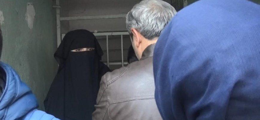 Emine Şahin serbest bırakıldı