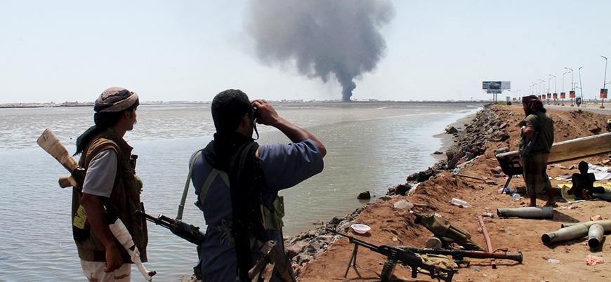 Suudi Arabistan Yemen'in Hudeyde kentindeki çatışmalara 'ara verdi'