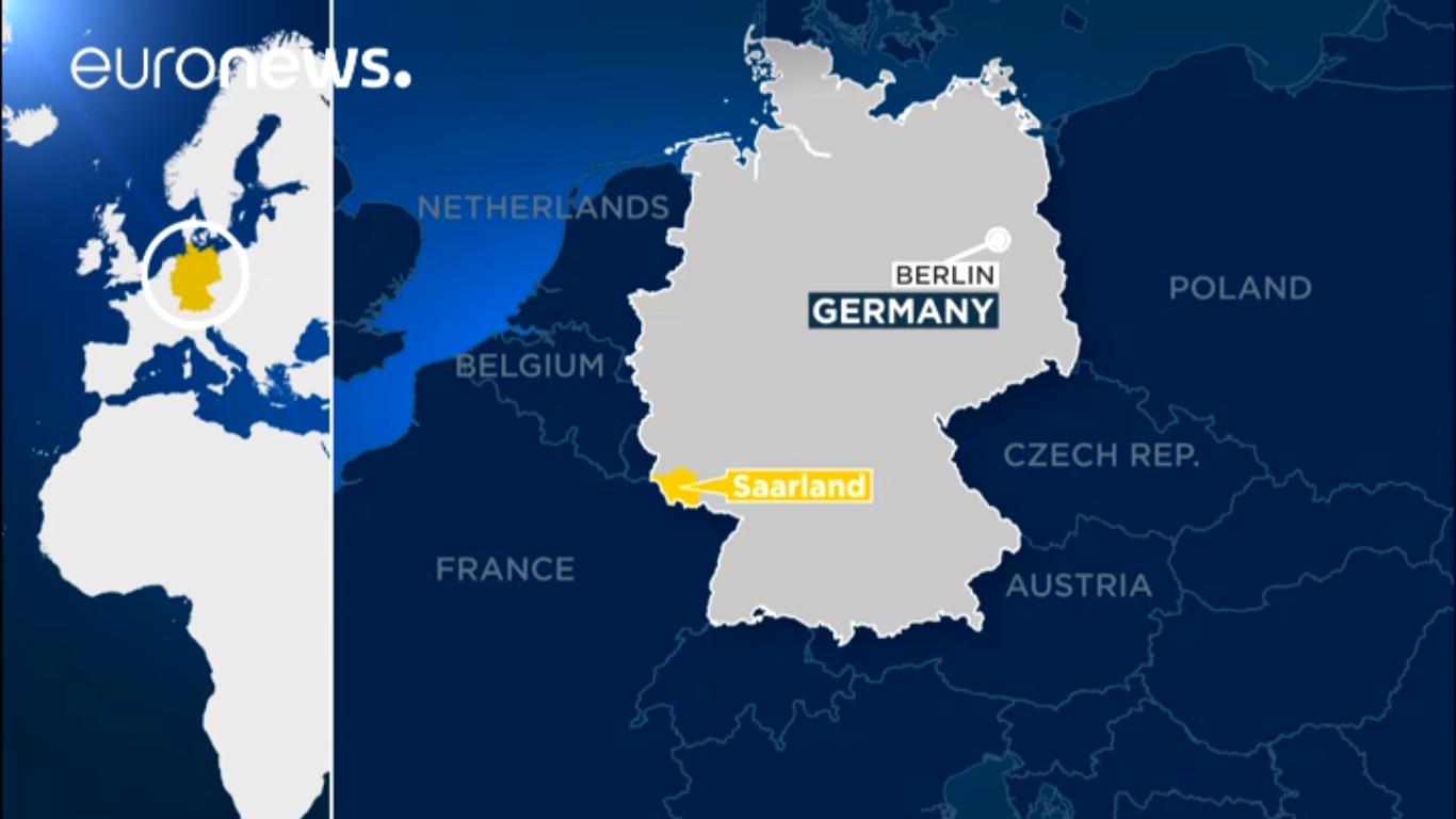 Almanya'da saldırı hazırlığında olduğu iddiası ile bir kişi tutuklandı
