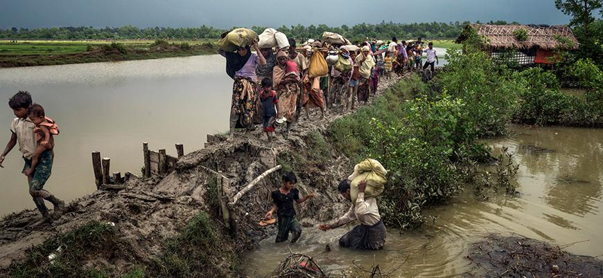Bangladeş Arakanlıları geri gönderme anlaşmasından vazgeçti
