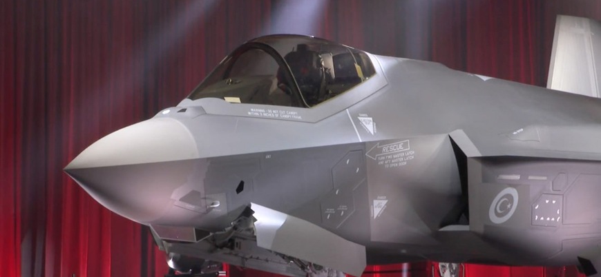 F-35 üreticisi Lockheed Martin'den ABD'ye indirim