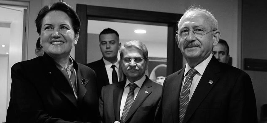 Erdoğan'ın açıklamaları sonrası Kılıçdaroğlu ve Akşener'den ortak basın toplantısı