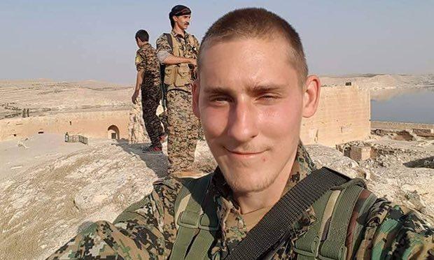 YPG'ye katılan İngiliz vatandaşı, çatışma sırasında öldü