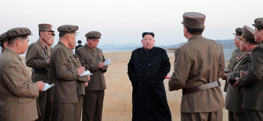 Kuzey Kore'den 'ultra modern' silah hamlesi