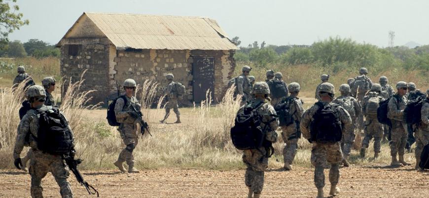 ABD Afrika'daki asker sayısını azaltıyor