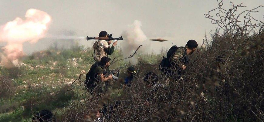 Soçi mutabakatını bozan Esed rejimine muhaliflerden 'misilleme' saldırıları