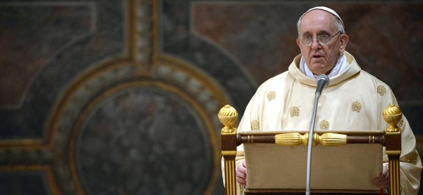Papa: Dedikodu terörizmdir, öldürür