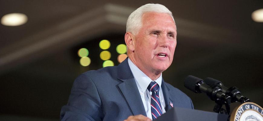 ABD Başkan Yardımcısı Pence: Kazanımları korumak için Suriye'de kalacağız