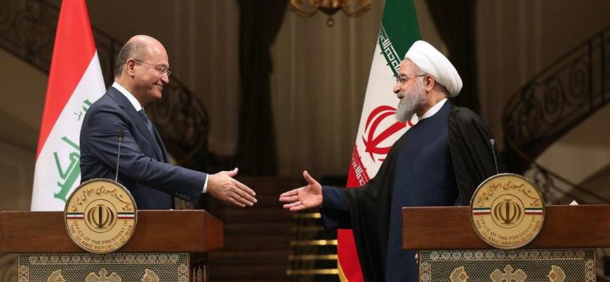 İran'dan ABD yaptırımlarına karşı 'Irak' hamlesi