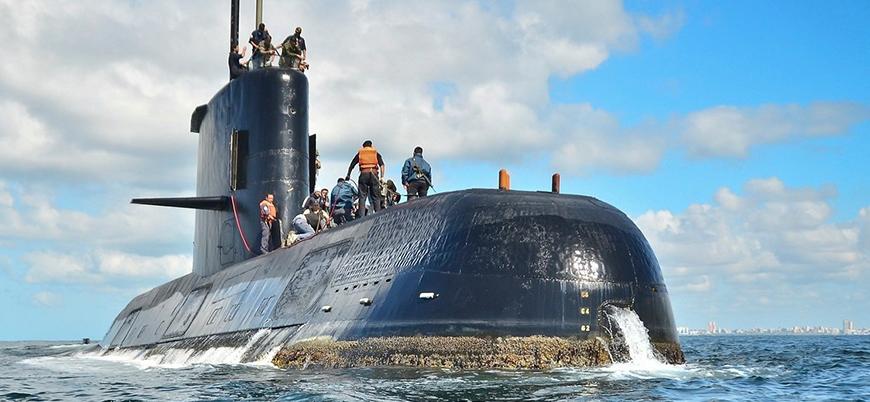 Arjantin'de kaybolan ARA San Juan denizaltısı 1 yıl sonra bulundu