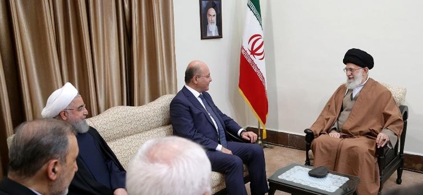 Hamaney'den 'Irak'ta milli birlik' çağrısı