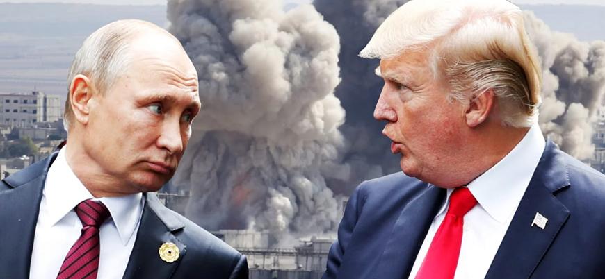 Rusya Suriye'de ABD'yi suçladı