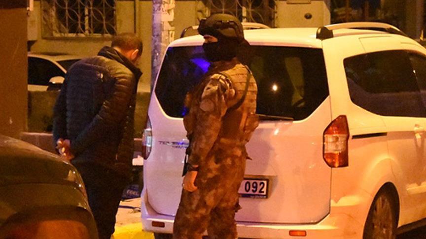 İzmir'de IŞİD'e Ortaköy operasyonu