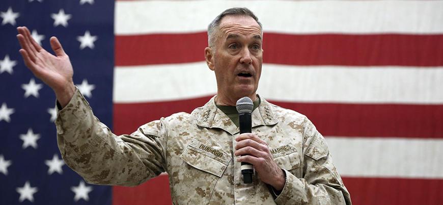 ABD Genelkurmay Başkanı: Taliban yenilene kadar Afganistan'da kalacağız