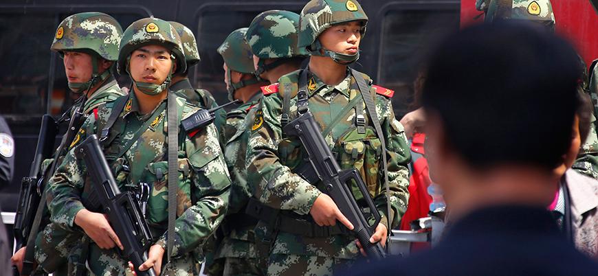"""Çin'in Müslüman Uygurlara yönelik yazışmaları sızdı: """"Merhamet göstermeyin"""""""