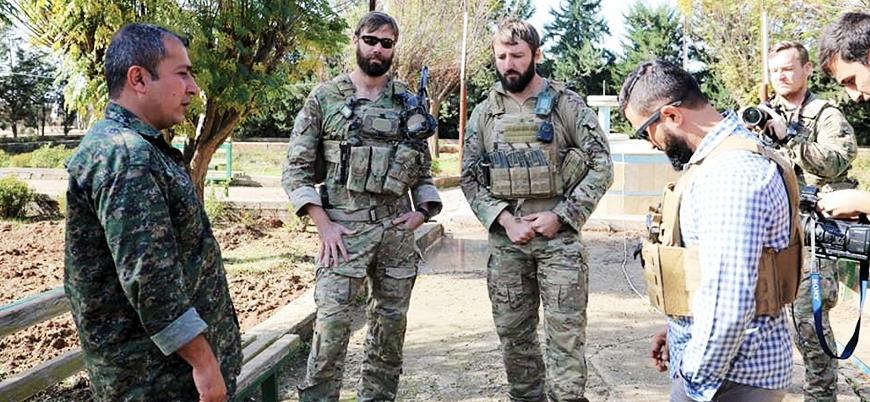 ABD'li yetkililer Fırat'ın doğusunda PKK yöneticileriyle görüştü