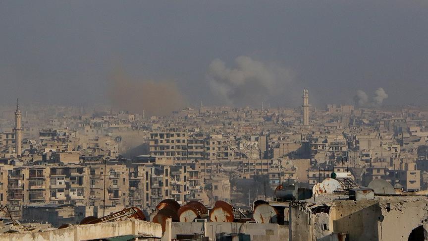 ABD'deki Türklerden Haleplilere yardım