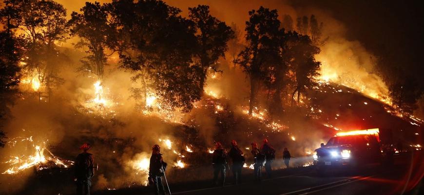 Kaliforniya yangınlarında bilanço artıyor