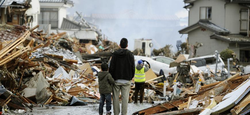 Doğal afetlerden en çok çocuklar etkileniyor