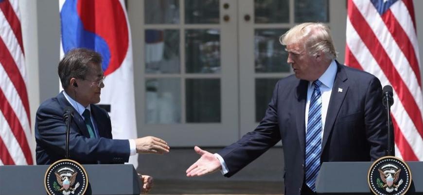 Nükleer silahsızlanma için Güney Kore ile ABD iş birliği yapacak