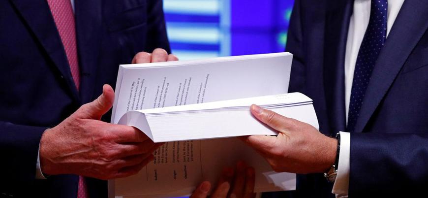 Brexit anlaşmasına AB bakanlarından 'yeşil ışık'