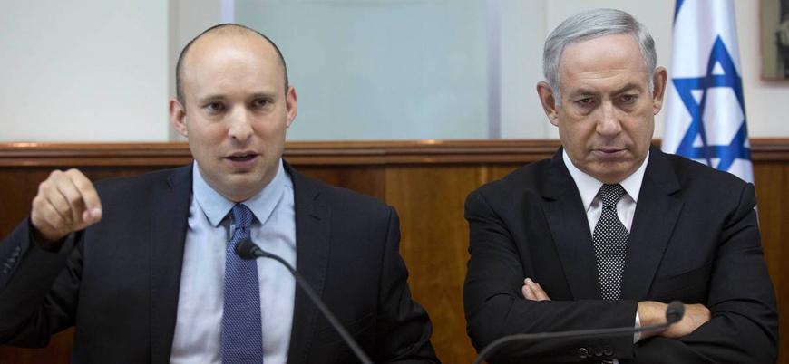 Erken seçime giden İsrailde yeni sağ