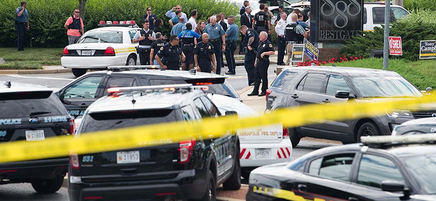 ABD'de iki silahlı saldırı: 5 ölü
