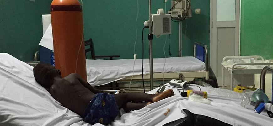 Sıtma sebebiyle iki dakikada bir çocuk ölüyor
