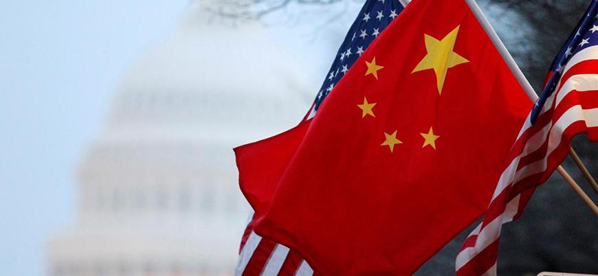 Çin: ABD APEC zirvesindeki havayı bozdu
