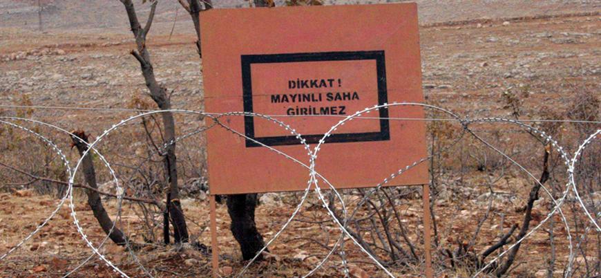 En fazla mayın bulunduran ülkelerden biri Türkiye