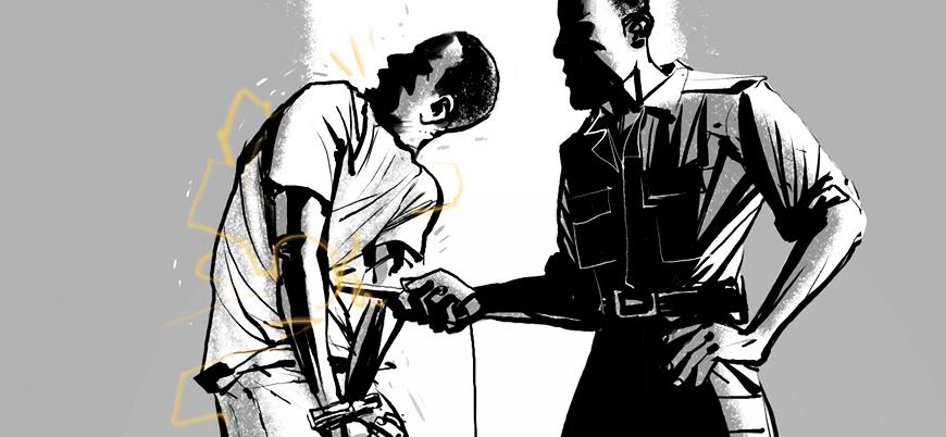 Suudi Arabistan'da bir cezaevi klasiği: İşkence ve cinsel taciz