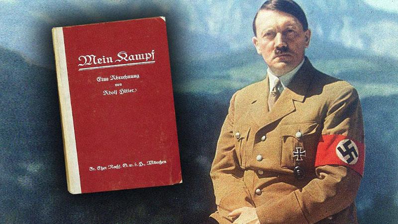 Hitler'in 'Kavgam'ı halen en çok satan kitaplar arasında