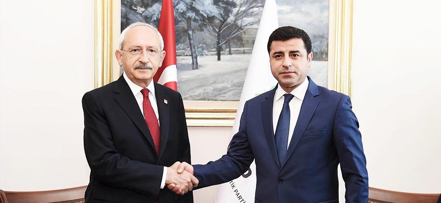 Kılıçdaroğlu: AİHM kararına uyularak Selahattin Demirtaş tahliye edilmeli