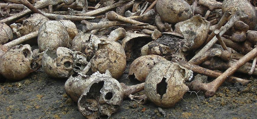 Sri Lanka'da 230 kişilik toplu mezar bulundu