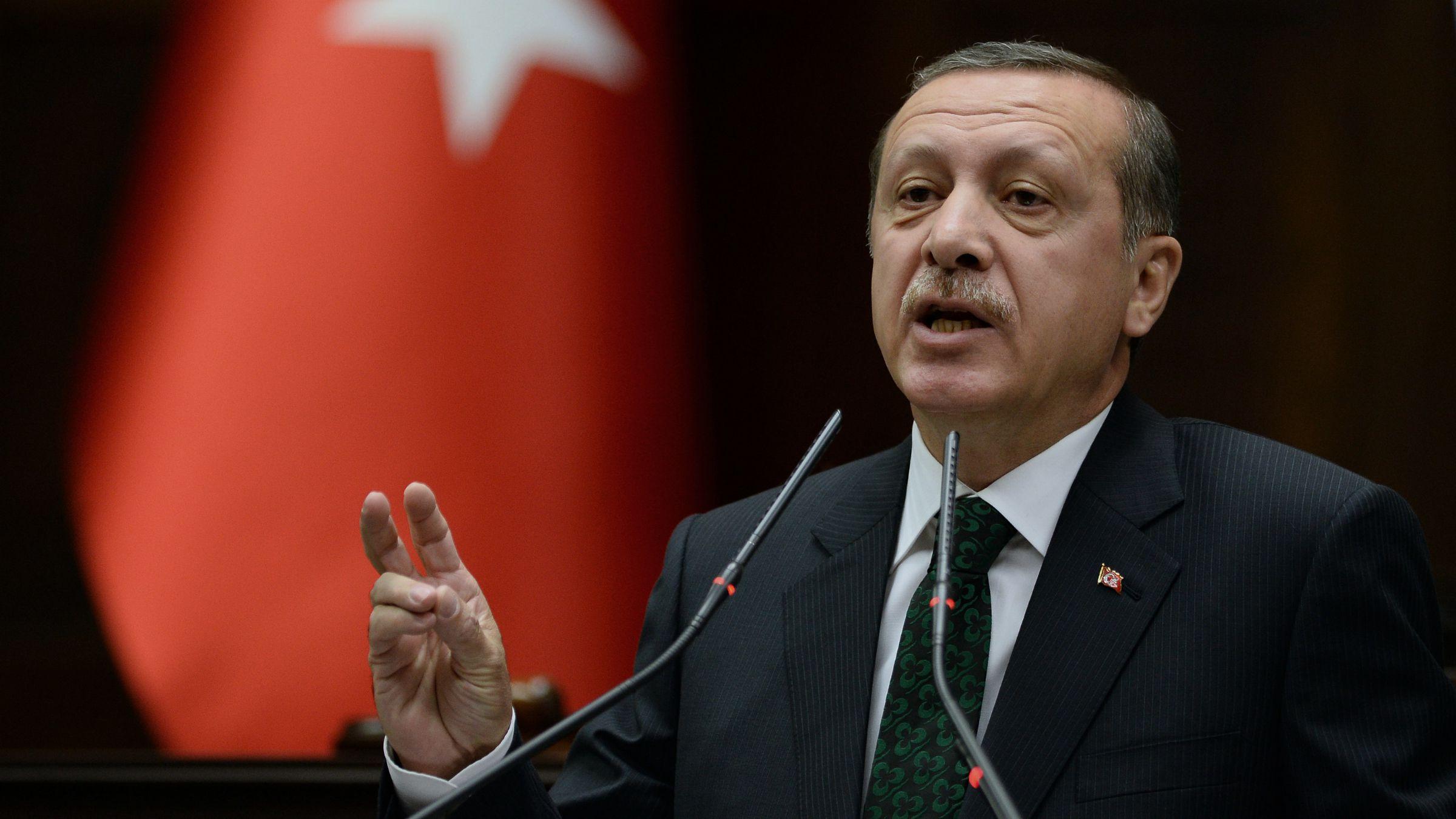 Erdoğan: Kaybedersek, Sevr önümüze gelecek