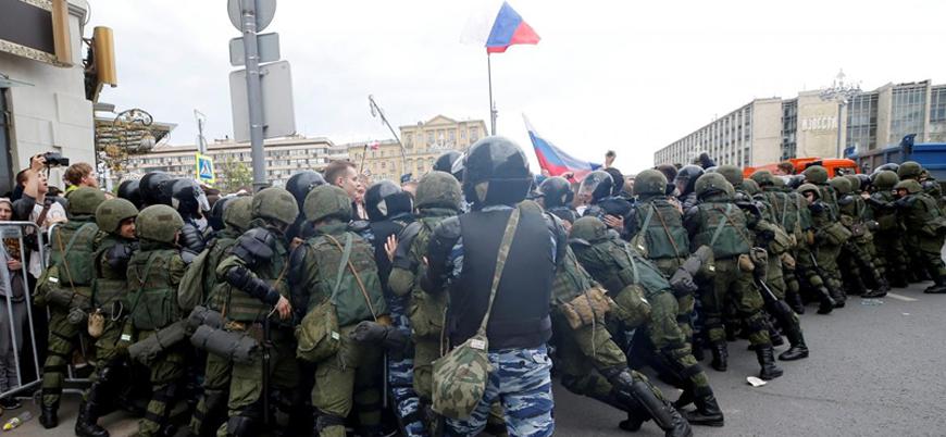 Rusya kitle kontrol araçları satın aldı