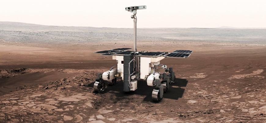 Mars'ta sudan sonra şimdi de hayat aranıyor