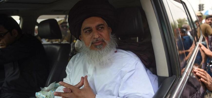 Pakistan'da Tahrik-i Lebbeyk'e operasyon: Birçok parti lideri gözaltına alındı