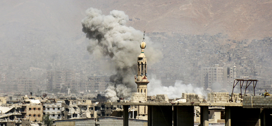 ABD Deyrizor'da sivilleri vurdu: 10 ölü